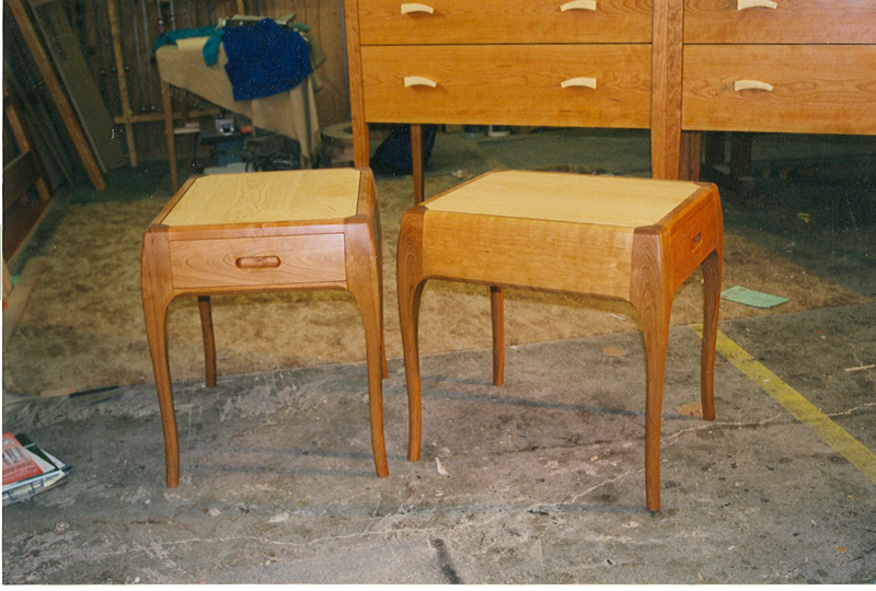 gazelle-leg-end-tables