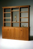American - Open Back Hutch