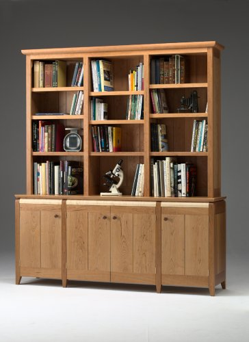 barn c hutch pottery bookcase bookcases products livingston double