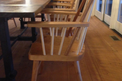 Contemporary Windsor Chairs with Variation Windsor Arm 2