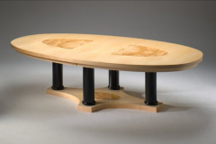 Biedermeier - Dining Table